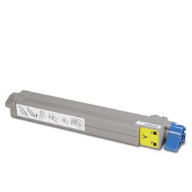 Yellow Toner Cartridge for DP40S printer