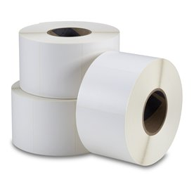 Direct Thermal Labels 4 in x 3 in 4 rolls