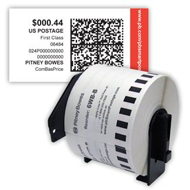 Printable Postage Labels - Continuous 2