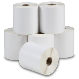 Direct Thermal Labels 4 in x 6 in 6 rolls