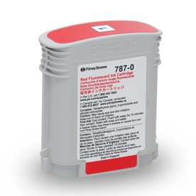 Red Ink Cartridge (Standard) for SendPro<sup>®</sup> P / Connect+<sup>®</sup> Series Mailing Systems