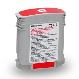 Red Ink Cartridge (Large) for SendPro<sup>®</sup> P / Connect+<sup>®</sup> Series Mailing Systems