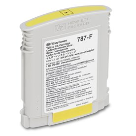 Yellow Ink Cartridge (Standard) for SendPro<sup>®</sup> P / Connect+<sup>®</sup> Series Mailing Systems