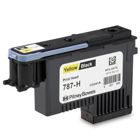 Yellow/Black Printhead for SendPro P / Connect+ Series Mailing Systems