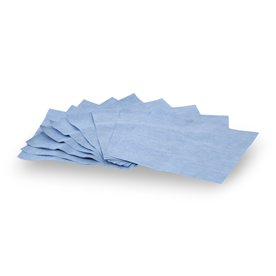 Lint-Free Blue Cleaning Wipes