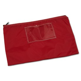 Red Mail Pouch 11 in H x 16 in W