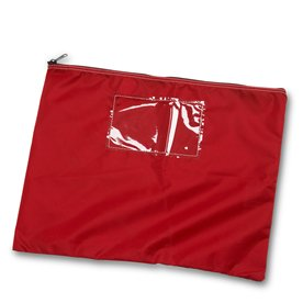 Red Mail Pouch 14 in H x 18 in W