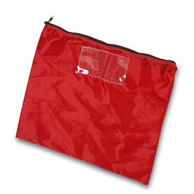 Red Mail Pouch, 19 in. H x 20 in. W