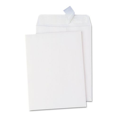 9 x 12, Pull & Seal, White Catalog Envelopes