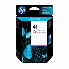 HP 51641A Tri-Color Ink Cartridge