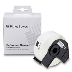 Reference Number Labels for LPS-1 Label Printer