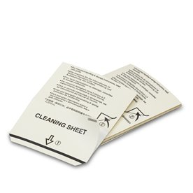 Cleaning Sheets for LPS-1 Label Printer